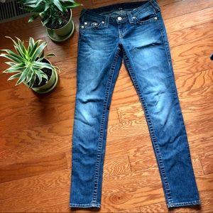 True Religion | Women's Skinny Jeans Size 28